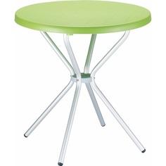 Stolik ELFO jasny zielony