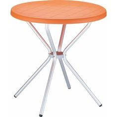 Stolik ELFO pomarańczowy
