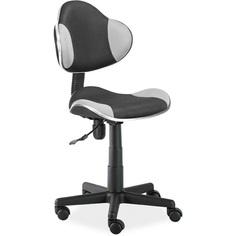 Fotel obrotowy Q-G2 szary / czarny