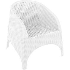 Fotel ARUBA biały
