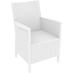 Fotel CALIFORNIA biały