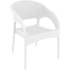 Fotel PANAMA biały