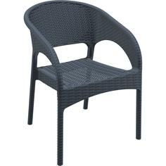 Fotel PANAMA ciemnoszary