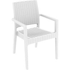 Krzesło IBIZA białe