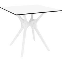 Stół IBIZA 80X80 biały