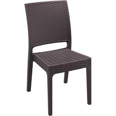Krzesło FLORIDA brązowe