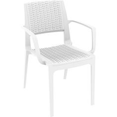 Krzesło CAPRI białe