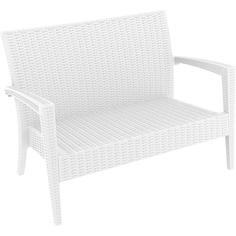 Sofa MIAMI biała