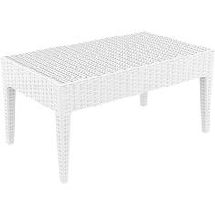 Stół MIAMI 90 biały