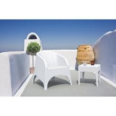 Stolik MIAMI 45 biały