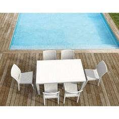 Stół ORLANDO 140 biały