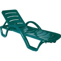 Leżak HAVANA zielony