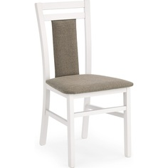 HUBERT8 krzesło biały / tap: Inari 23
