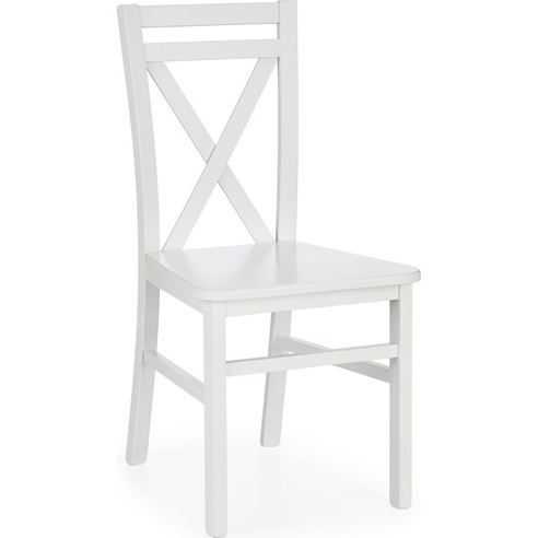 DARIUSZ 2 krzesło biały