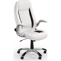 SATURN fotel gabinetowy biały