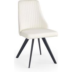 K206 krzesło biało / czarny