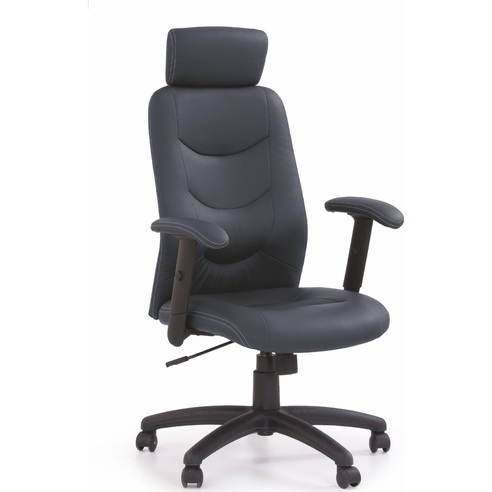 STILO fotel gabinetowy czarny