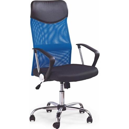 VIRE fotel pracowniczy niebieski