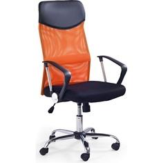 VIRE fotel pracowniczy pomarańczowy