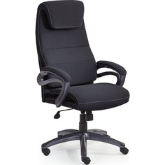 SIDNEY fotel gabinetowy czarny