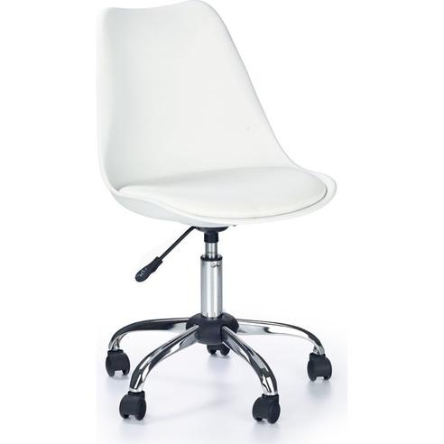 COCO fotel młodzieżowy biały