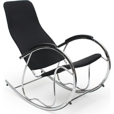 Fotel bujany BEN 2 czarny Halmar