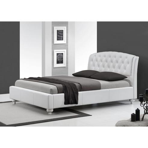 SOFIA łóżko biały