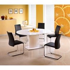 Stół rozkładany FEDERICO biały PRESTIGE LINE Halmar