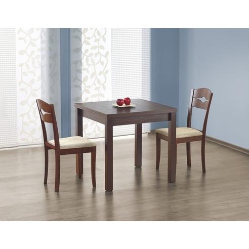 GRACJAN stół kolor ciemny orzech