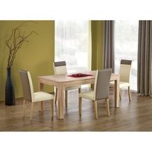 Stół rozkładany SEWERYN 160x90 dąb sonoma Halmar do kuchni.