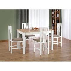 KSAWERY stół kolor dąb sonoma / biały