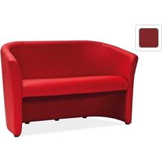 Fotel TM-2 czerwony