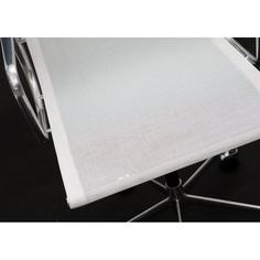 Fotel biurowy CH1171T biała siateczka