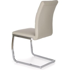 K228 krzesło jasny popiel
