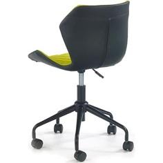 MATRIX fotel młodzieżowy czarny / zielony