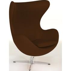 Fotel Jajo brązowy kaszmir 16 Premium