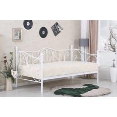 SUMATRA łóżko białe
