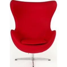 Fotel Jajo czerwony kaszmir 24 Premium