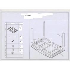 Stół GD-020 biały