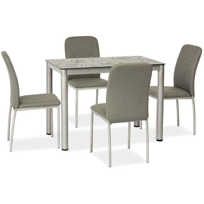 Stół Damar szary