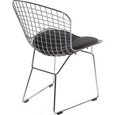 Krzesło Harry czarna poduszka
