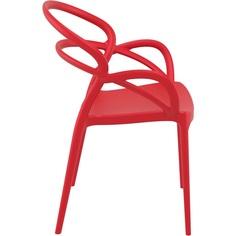 Krzesło MILA czerwone