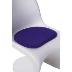 Poduszka na krzesło Balance fioletowa