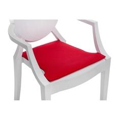 Poduszka na krzesło Royal czerwona