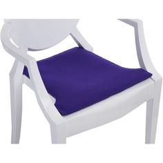 Poduszka na krzesło Royal fioletowa