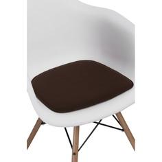 Poduszka na krzesło Arm Chair brązowa