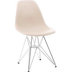 Krzesło P016 PP beż/chrom