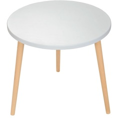 Okrągły stolik dziecięcy Attina / buk 41