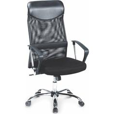 Fotel pracowniczy VIRE czarny Halmar