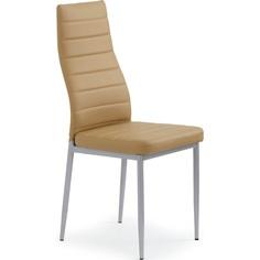 K70 krzesło jasny brąz Halmar